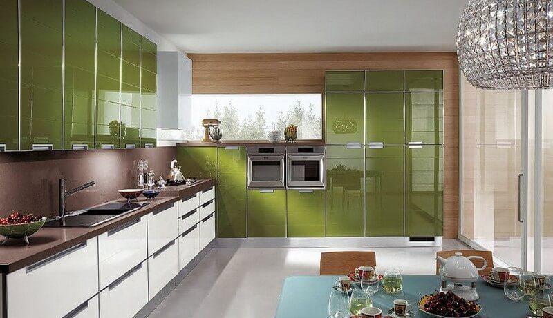 Кухня в стиле модерн: лаконичность и удобство