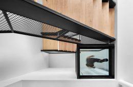 10 модных лестниц для частного дома
