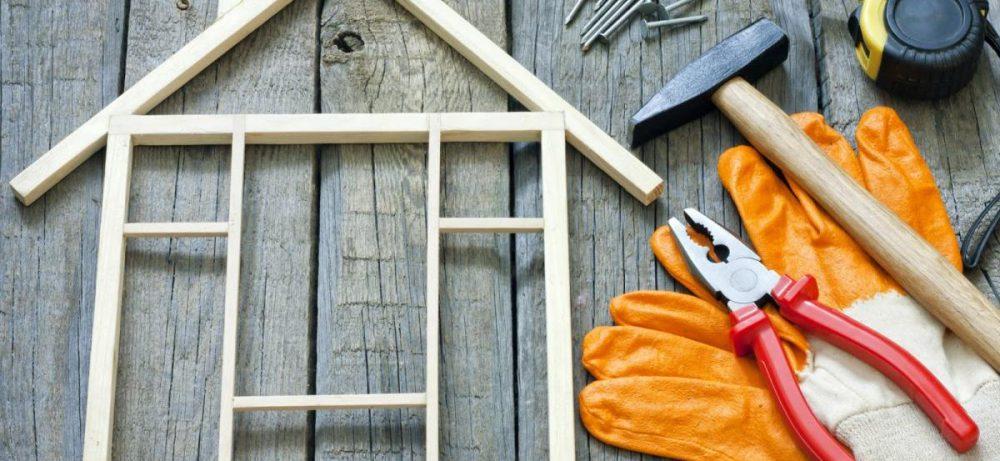 Капитальный ремонт поверхности стен