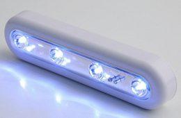 Преимущества бытовых светодиодных светильников
