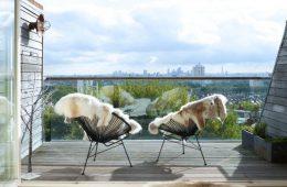 Интересные идеи отделки балконов