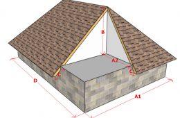 Как заделать русты на потолке