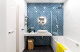 Интерьер ванной комнаты – оригинальные идеи