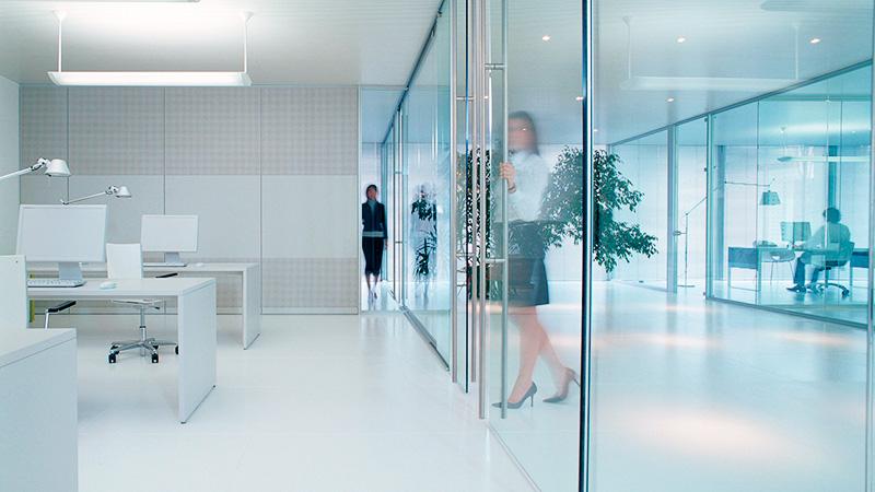 Офисные перегородки для оптимизации рабочего процесса