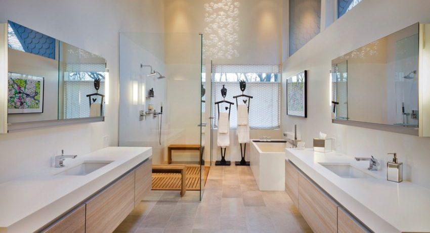 Как выбрать дверь для ванной