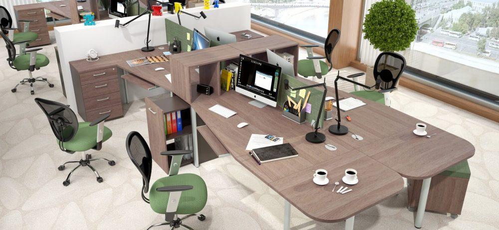 Основные требования эргономики к офисной мебели