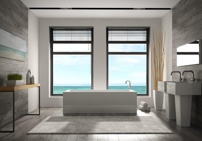 Новый дизайн интерьеров: деревянные окна становятся трендом