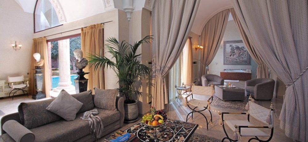 Романский стиль в интерьере квартиры