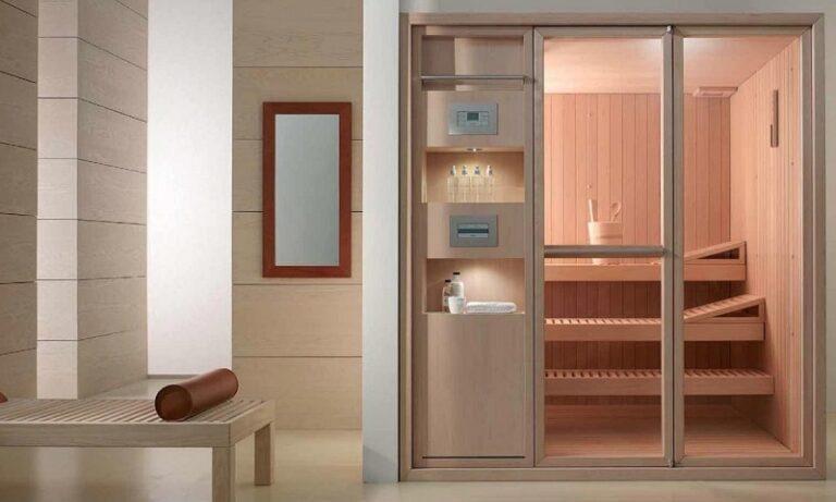 Модульная сауна, баня или SPA-комплекс в доме и квартире