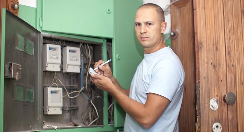 Как и куда передать показания счетчика за электроэнергию