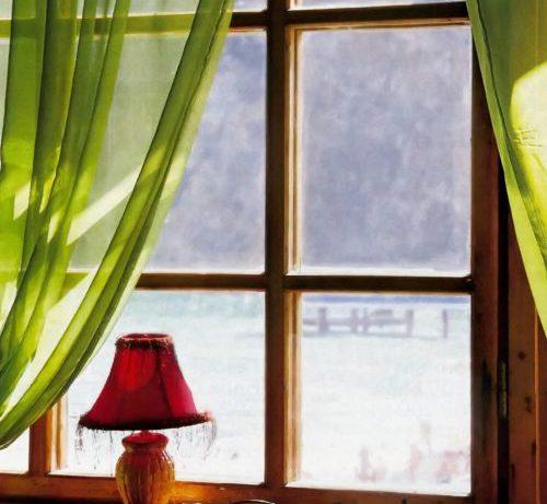 Деревянные окна. Преимущества и особенности