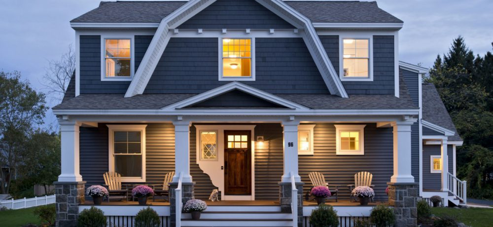 Теплый вентилируемый фасад: плюсы, минусы и тонкости монтажа