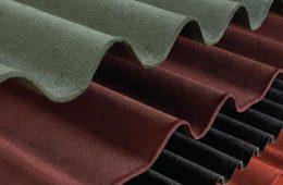 Еврошифер (ондулин) — битумный волнистый лист