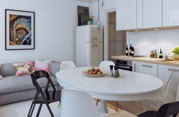 5 веских причин, почему не стоит объединять комнаты в «малогабаритке» и создавать квартиру-студию