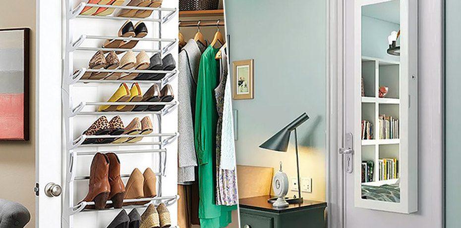 Удобные органайзеров для тех, у кого дома много вещей