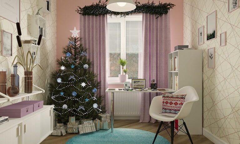 Как создать в доме новогоднюю сказку с «Леруа Мерлен»