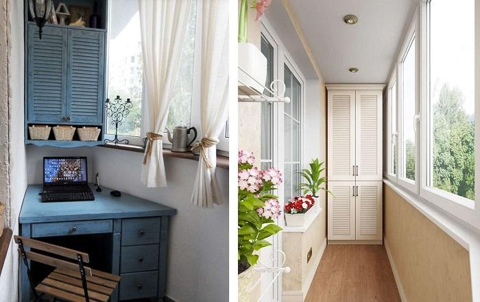 Новая жизнь балкона: оригинальные идеи для ремонта