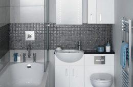 Как сделать маленькую ванную удобной, красивой и современной: самые свежие идеи