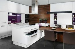 Шкафы на кухне: стоит ли делать их до потолка, плюсы и минусы