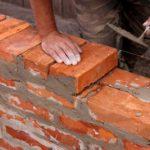 Технология кирпичного строительства