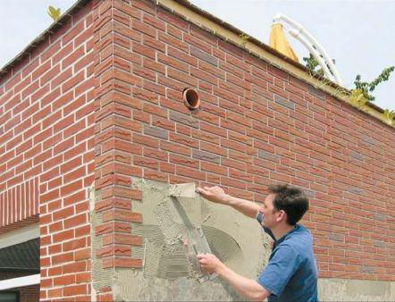 Преимущества и характеристики вентилируемого фасада