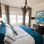 В какой цвет покрасить небольшую комнату и можно ли прямо поверх обоев? 3 модных тренда