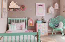 Как оформить детскую комнату «на вырост»