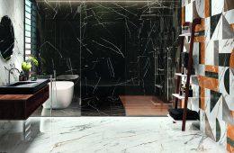 Тренды в дизайне керамической плитки для ванных комнат