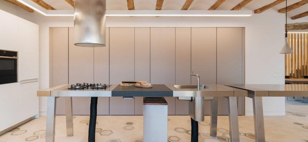 Какой пол лучше для кухни?