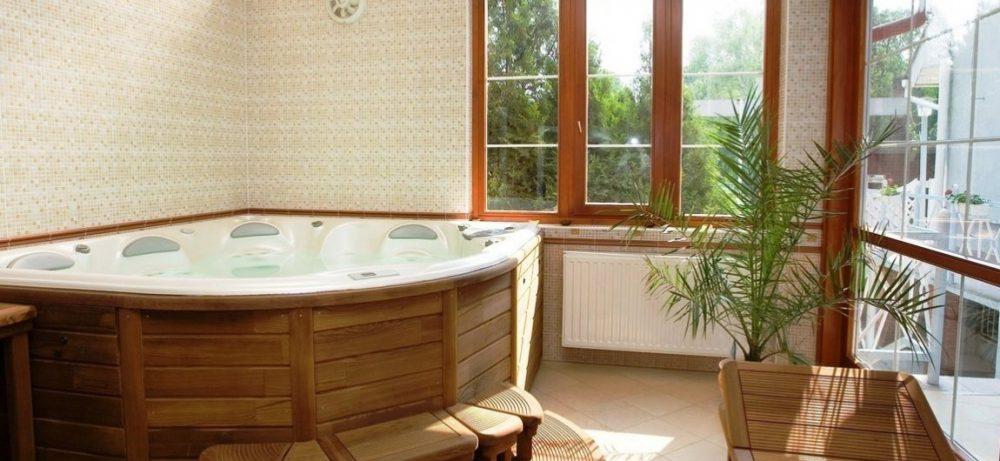 Гидромассажные ванны: плюсы и минусы