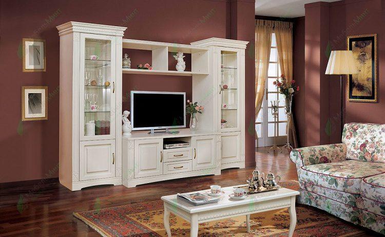 Солидная, благородная, вечная: все преимущества мебели из массива