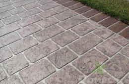 Преимущества и характеристики новых технологий: декоративный бетон и декоративная фасадная штукатурка