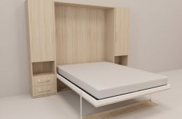 Детский шкаф-кровать