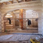 Дом из кедра: высокое качество и максимальная долговечность