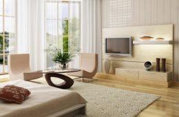 В какой цвет покрасить небольшую комнату и можно ли прямо поверх обоев?