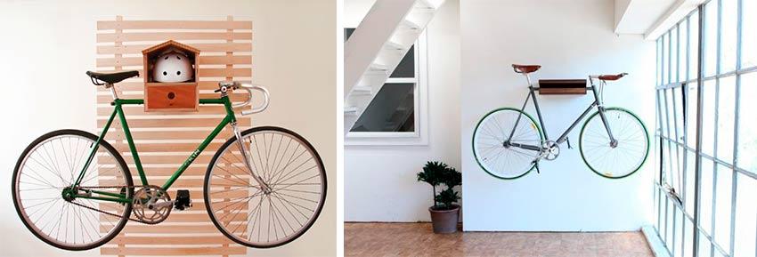 Куда поместить велосипед в доме – 5 оптимальных вариантов