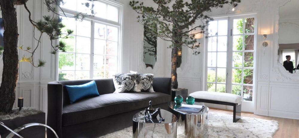 Дерево в интерьере: 5 советов