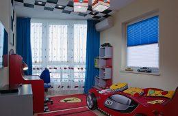 Детская в стиле хай-тек: советы и рекомендации по дизайну интерьера