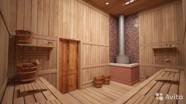 Современные материалы для внутренней отделки бани