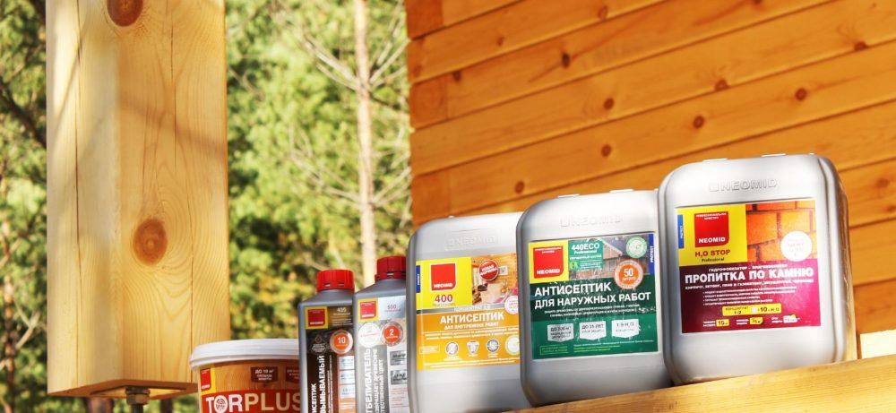 Выбираем антисептик для защиты древесины
