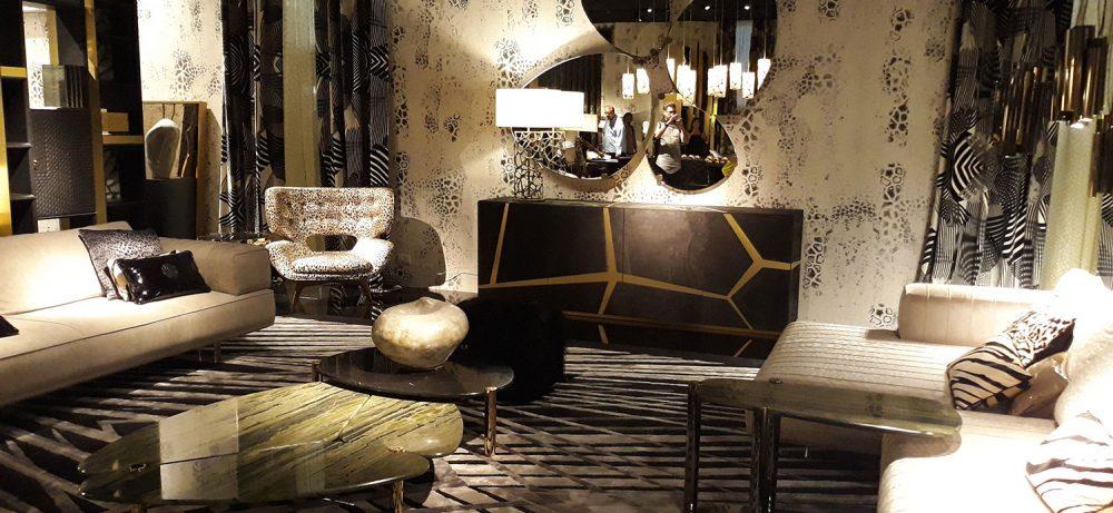 Интерьер от Roberto Cavalli Home: мебель, посуда, аксессуары
