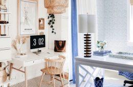 Как сделать уютный рабочий уголок дома: актуальные советы