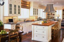 Кухня в американском стиле: дух свободы и комфорта