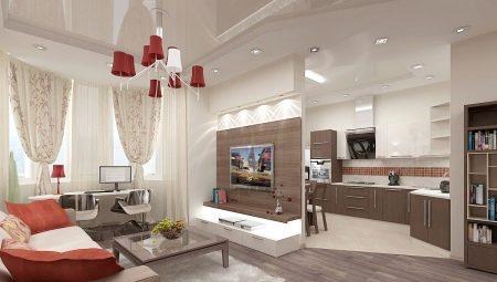 Планировка гостиной: правила, варианты, примеры