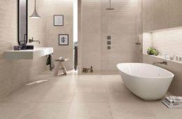 Полы в ванной: виды и особенности покрытий