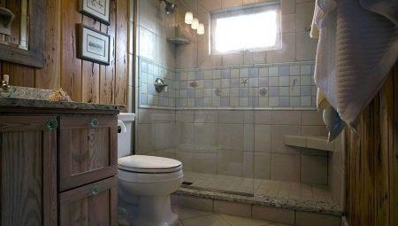 Туалет по Васту в доме