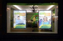 Световая реклама от Ledex Pro