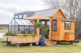 Что такое Tiny house — дом на колёсах или образ жизни?