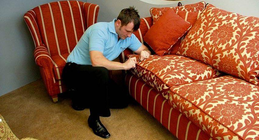 Почему скрипит диван и что делать: 3 способа починить мебель