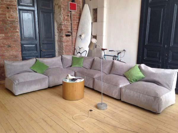 Эффективные способы выведения пятен с дивана